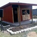 New Kitchen At Ndururi School