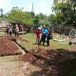 Foundations for the New Kitchen