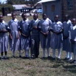 Uniforms Provided By The Charity
