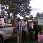 Distribution of Our Clothes Boxes